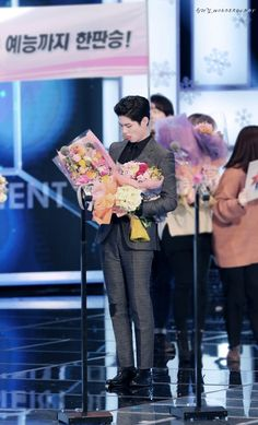 park bo gum 박보검 2015 KBS entertainment awards