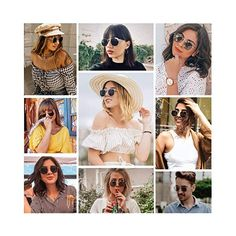 b7011711f5 SOJOS Small Square Polarized Sunglasses for Men and Women Polygon Mirrored  Lens SJ1072