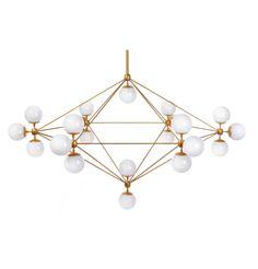 Replica Jason Miller Modo Diamond Pendant - Matt Blatt