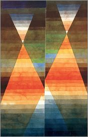 Paul Klee - Double Tent