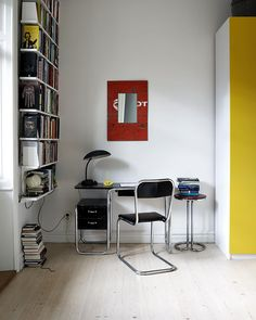 Bauhaus workspace @myricastylist