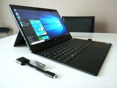 Test du Dell Latitude 12 séries 7000 de bonnes idées pour un 2-en-1 sous Windows 10 Sur le marché ultra concurrentiel quest le marché des PC le segment des appareils 2-en-1 est celui qui enregistre le plus de croissance et voit naitre une multitude de nouvelles initiatives des constructeurs. Parmi elles on retrouve le nouveau Dell Latitude 12 séries 7000 un 2-en-1 bourré de petites idées intrigantes.  La tablette Dell Latitude a fière allure non ? Voici les spécifications techniques de ce…