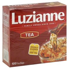 Luzianne Iced Tea 8 oz Pack of 6 Review Buy Now