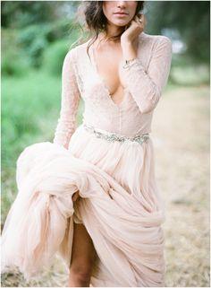 Emily Riggs Bridal | southern california film wedding photographer | valentina glidden
