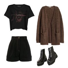 Aesthetic Grunge Outfit, Aesthetic Fashion, Aesthetic Clothes, Swaggy Outfits, Edgy Outfits, Cool Outfits, Virtual Fashion, Kpop Fashion Outfits, Alternative Outfits