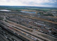 » LIVE Bailey Yard Web Cam, North Platte, Nebraska. Nations largest switch yard.
