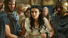 Atlantis - Episode 13 - Touched by the Gods pt2 - Ariadne facing death.