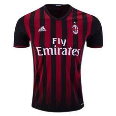 15aba6d6a03 adidas AC Milan Home Jersey 16 17