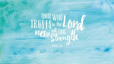 freebiesfriday / bible verse / book of isaiah / strength / typography / watercolour / wallpaper . Bible Verse Desktop Wallpaper, Laptop Wallpaper, Wallpaper Quotes, Desktop Wallpapers, Wallpaper Notebook, Mac Wallpaper, Watercolor Wallpaper, Simple Wallpapers, Wallpaper Ideas