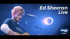 Ed Sheeran played live for us in a tiny venue! Here's the full show… 🎶 - Castle on the Hill - Don't - A Team / Drunk / Hearts Don't Break Aro. Music Ed, Pop Music, Ed Sheeran, Top 10 Albums, Im Falling For You, Castle On The Hill, Chris Stapleton, Digital Radio, Full Show