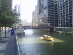 Chicago. Loved living there '88-'89. Visit as often as possible.