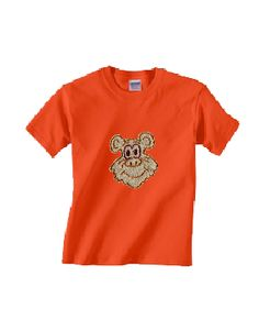No need for your kid to 'bare' all   in one of our cool kids' bear t-shirts