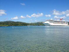 Isla Roatan   ... Isla Roatan (a small island off of Honduras). The beach and everything