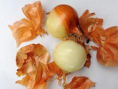 Łupiny z cebuli mają właściwości prozdrowotne