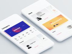ui designed by Nanuh. Connect with them on Dribbble; the global community for designers and creative professionals. Android Design, App Ui Design, User Interface Design, Flat Design, Design Design, Motion Design, Ui Design Mobile, Card Ui, Design Thinking Process