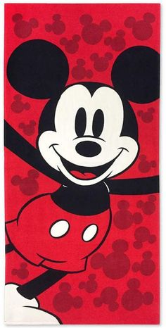 J Franco Jay Franco Mickey Mouse Hooray 28 x 58 Ropa de cama de toallas de playa - . J Franco Jay Franco Mickey Mouse Hooray 28 x 58 Strandtuch Bettwäsche - J Franco Jay Franco Mickey Mouse Hooray 28 x 58 Ropa de cama de toallas de playa - Disney Mickey Mouse, Mickey Mouse E Amigos, Mickey E Minnie Mouse, Retro Disney, Mickey Mouse Images, Classic Mickey Mouse, Mickey Mouse Cartoon, Mickey Mouse And Friends, Disney Art