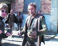 How to dance_by Mads Mikkelsen,Valhalla rising (behind the scenes) (2)