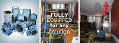 Columbus Water Damage Restoration Company: Flood, Fire, Storm, Smoke Damage, Disaster Recovery and Cleanup Services