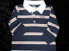 Brand new Gymboree boys football shirt.....18-24 months!     Price: $6.50