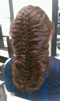 Angelbraid Annmaries Hair On Madison