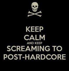 Post-Hardcore <3