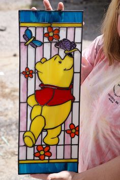 winnie the pooh by materialgirlcrafts