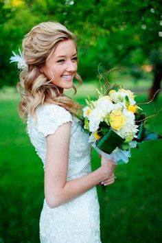 50 Wedding Hairstyles for Every Hair Length