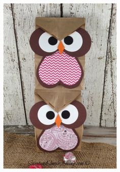 A Glimpse Inside: 30 Owl Project Ideas