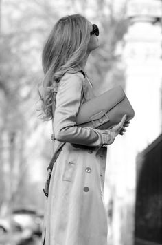Trench coats make everything better