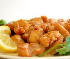 Rezept Zitronen Hähnchen (chinesisch) von Snoggi - Rezept der Kategorie Hauptgerichte mit Fleisch
