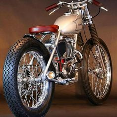 A little tiger @heroesmotorcycles 1965 Triumph 200cc Tiger Cub Made by Heroes Motorcycles ...