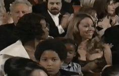 Mariah Carey and Whitney Houston. Gawwwd, I miss Whitney...