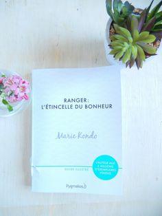 """Peut-être quelques pistes pour moi : une présentation de """"Ranger l'étincelle du bonheur de marie kondo la methode konmari"""""""