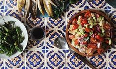 A vegan feast from southern Italy | Feasting | Life and style | The Guardian