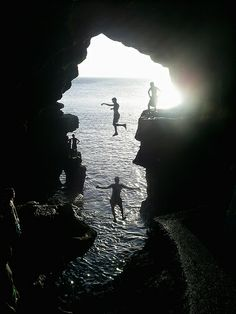 Grotte d'Hercule (The Cave of Hercules) at Tangier, Morocco