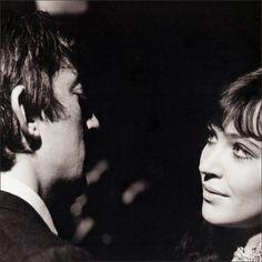 Serge Gainsbourg Anna Karina.