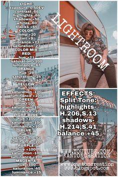 Presets Photoshop, Best Free Lightroom Presets, Good Photo Editing Apps, Photo Editing Vsco, Vsco Photography, Photography Filters, Best Vsco Filters, Lightroom Tutorial, Pictures