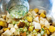 Thanksgiving Stuffing | The Pioneer Woman Cooks | Ree Drummond