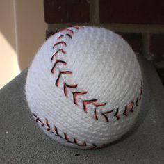 $2.50 Play Ball! pattern by Dagny Heidig