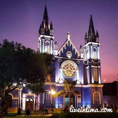 Plaza Francia in Historic City Center of Lima #CentrodeLima #Lima #Peru #PlazaFrancia