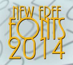 Post thumbnail of 20 New Free Fonts for Graphic Designers