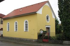 Synagogue in Kamenice Nad LipouNone