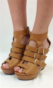 Junky Trunk Boutique. Grand Sand Wedges