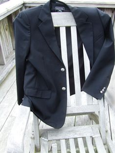 Nantucket Whaler Captains Blazer