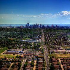 Calgary's Urban Treasures Wonderful Places, Beautiful Places, Amazing Places, Canadian Prairies, Canada Holiday, Western Canada, Holiday Places, Vacation Places, Alberta Canada