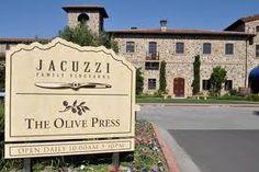 Jacuzzi Wine & Olive Oil Sonoma Ca