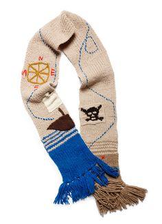 hidden treasure scarf jack spade