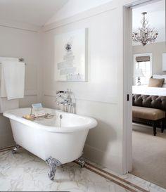 Lovely bath tub