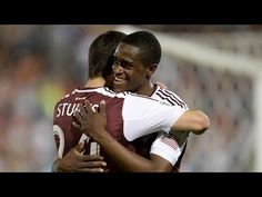FOOTBALL -  GOAL: Deshorn Brown taps it in from Chris Klute   Colorado Rapids vs NY Red Bulls July 4th, 2013 - http://lefootball.fr/goal-deshorn-brown-taps-it-in-from-chris-klute-colorado-rapids-vs-ny-red-bulls-july-4th-2013/