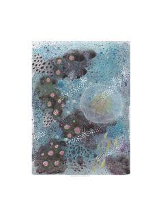 Jellyfish Tidepool No. 1 by Jill Bliss
